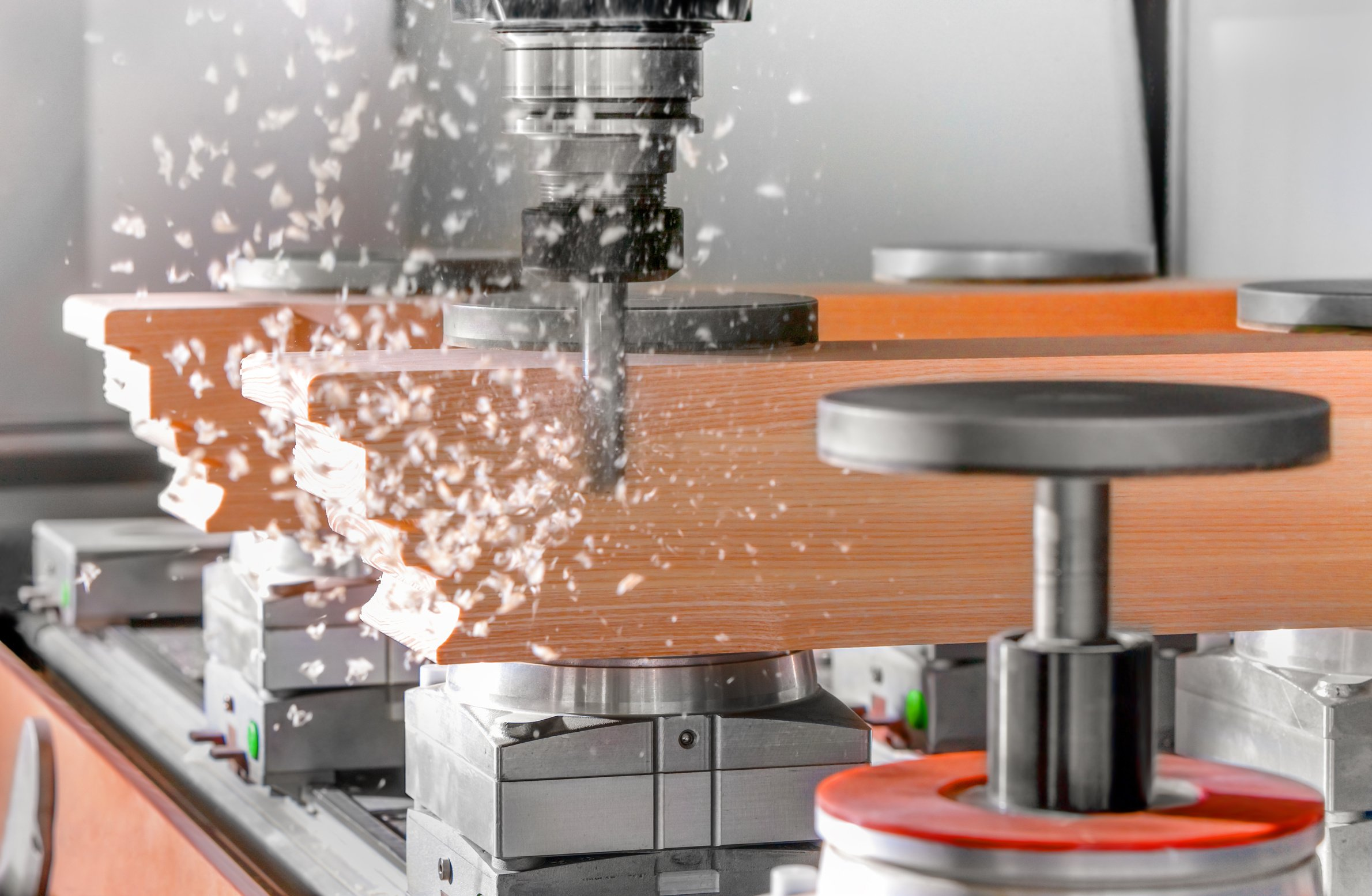 CNC Spindles for Woodworking